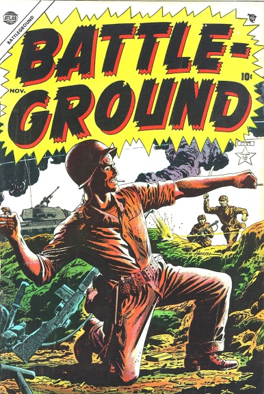Battleground 2 Cover Image