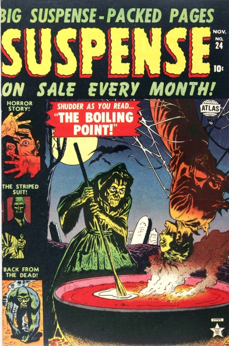 Suspense 24 Cover Image