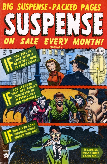Suspense 27 Cover Image