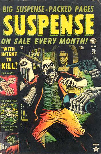 Suspense 28 Cover Image