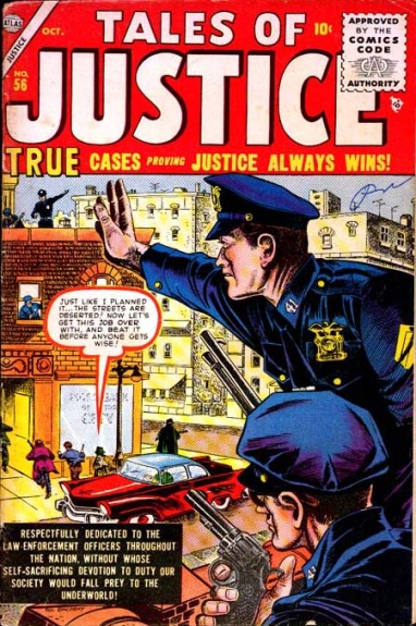 Tales of Justice 56 Cover Image