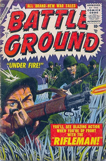 Battleground 7 Cover Image
