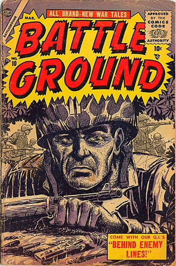 Battleground 10 Cover Image