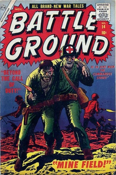 Battleground 14 Cover Image