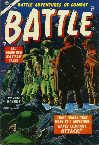 Battle 37 Cover Image