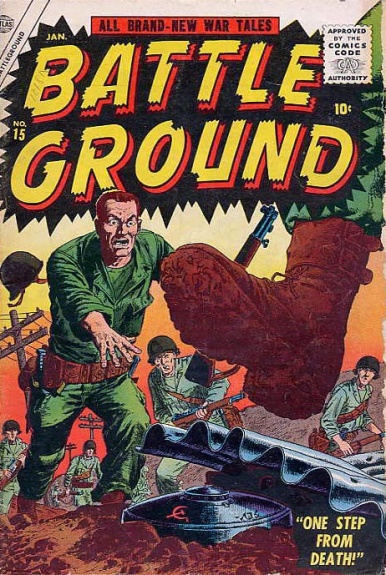 Battleground 15 Cover Image