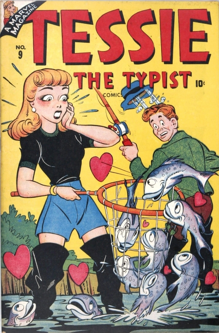 Tessie the Typist 9 Cover Image