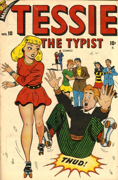 Tessie the Typist 10 Cover Image
