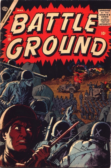 Battleground 16 Cover Image
