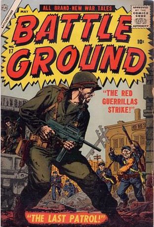 Battleground 17 Cover Image