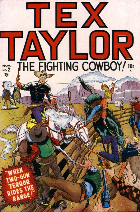Tex Taylor 2 Cover Image