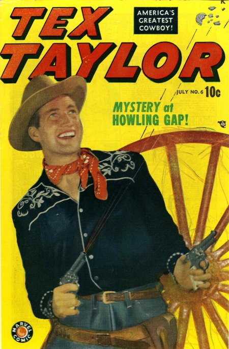 Tex Taylor 6 Cover Image