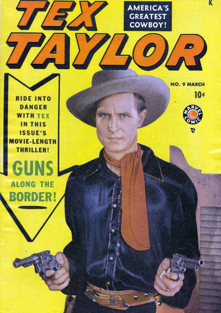 Tex Taylor 9 Cover Image