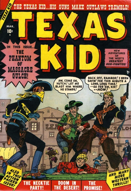 Texas Kid 2 Cover Image