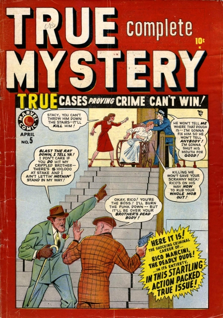 True Complete Mystery 5 Cover Image
