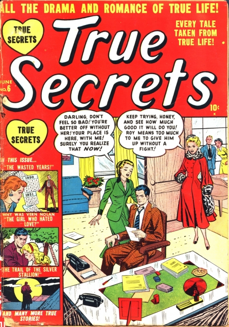 True Secrets 6 Cover Image