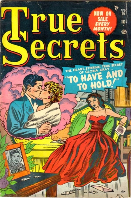 True Secrets 16 Cover Image