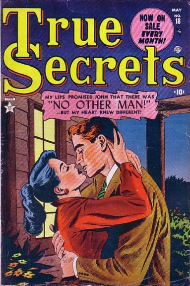 True Secrets 18 Cover Image