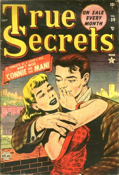 True Secrets 20 Cover Image