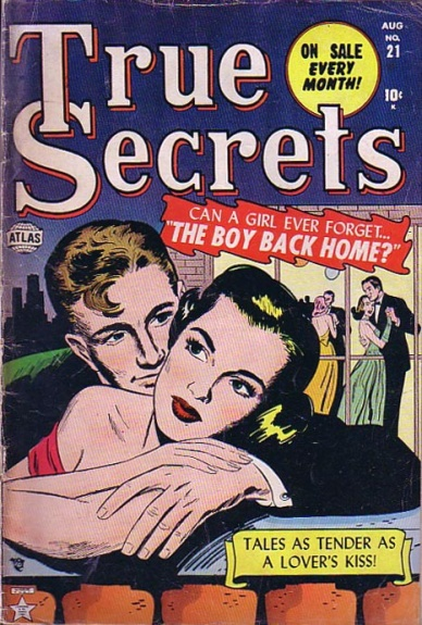 True Secrets 21 Cover Image