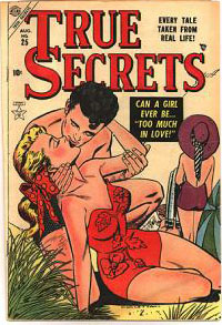 True Secrets 25 Cover Image
