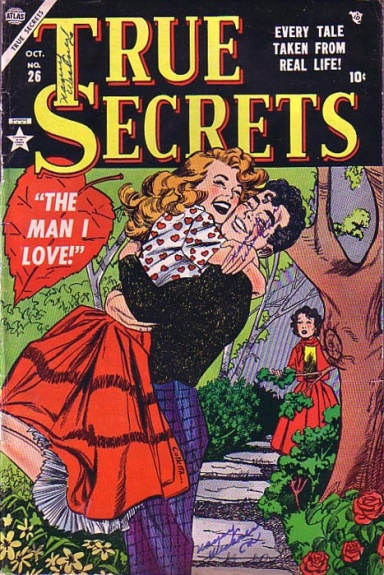 True Secrets 26 Cover Image