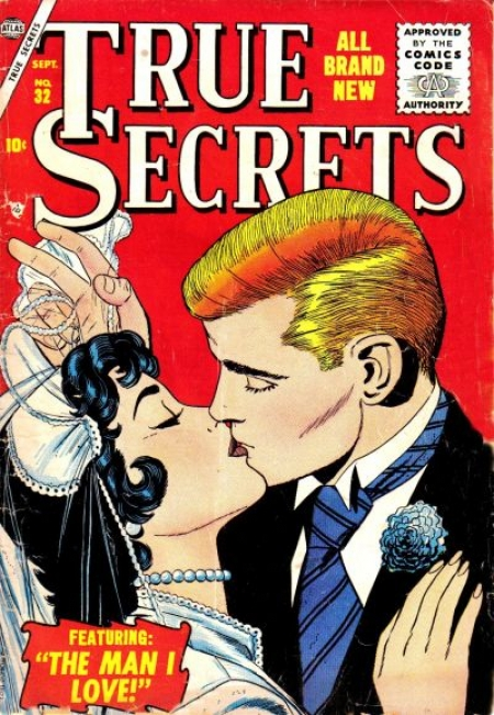 True Secrets 32 Cover Image