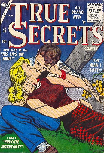 True Secrets 34 Cover Image