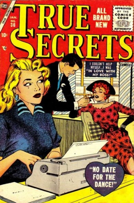 True Secrets 36 Cover Image
