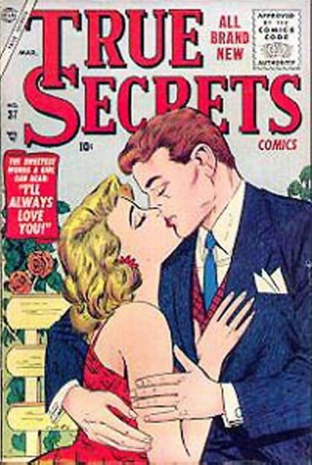 True Secrets 37 Cover Image
