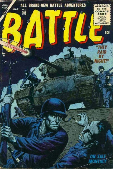 Battle 38 Cover Image