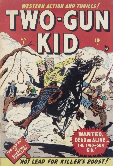 Two-Gun Kid 1 Cover Image