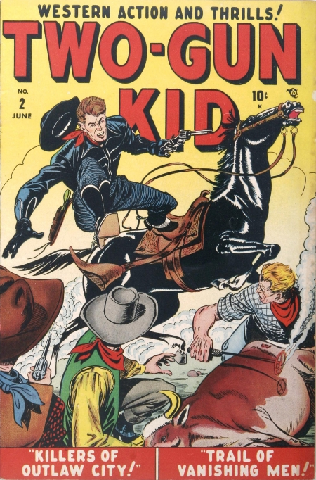 Two-Gun Kid 2 Cover Image