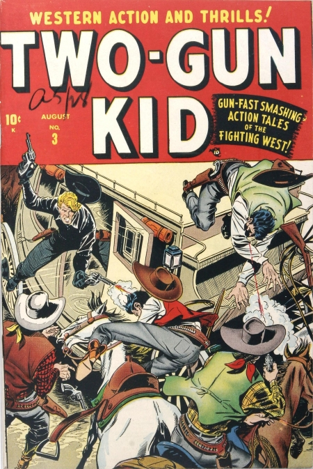 Two-Gun Kid 3 Cover Image