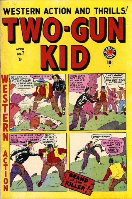 Two-Gun Kid 7 Cover Image