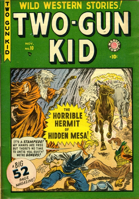 Two-Gun Kid 10 Cover Image