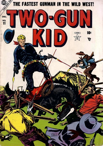 Two-Gun Kid 11 Cover Image