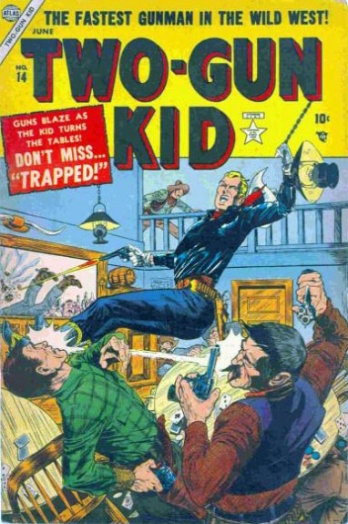 Two-Gun Kid 14 Cover Image