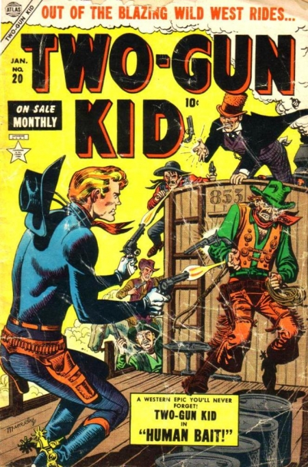 Two-Gun Kid 20 Cover Image