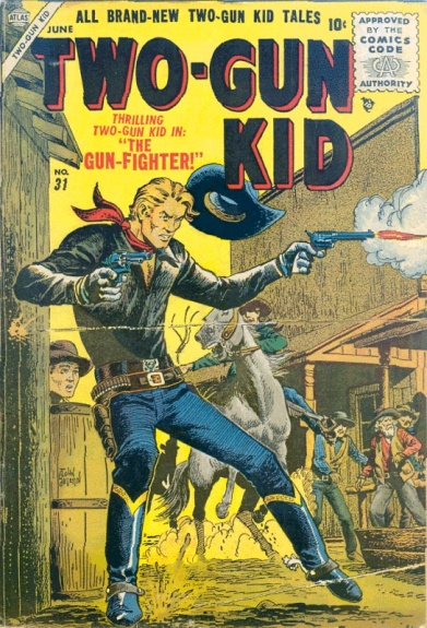 Two-Gun Kid 31 Cover Image