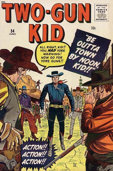 Two-Gun Kid 54 Cover Image