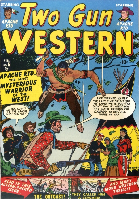 Two Gun Western 6 Cover Image