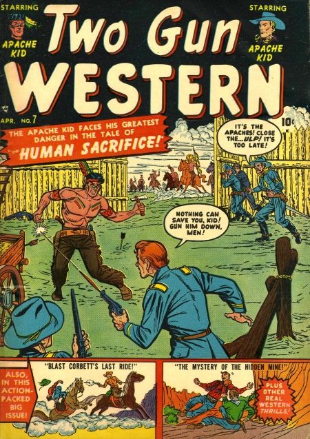 Two Gun Western 7 Cover Image