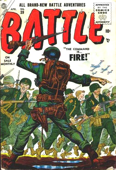 Battle 39 Cover Image