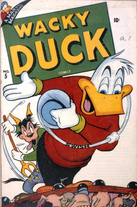 Wacky Duck 5 Cover Image