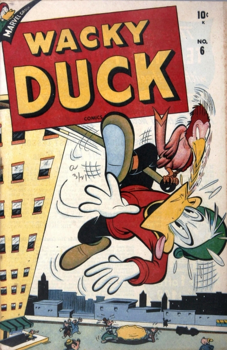 Wacky Duck 6 Cover Image