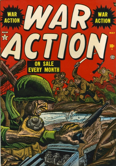 War Action 2 Cover Image