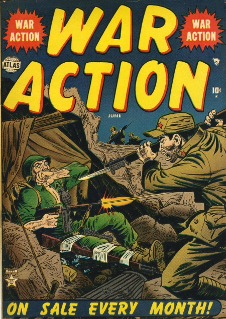 War Action 3 Cover Image
