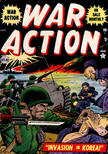 War Action 4 Cover Image