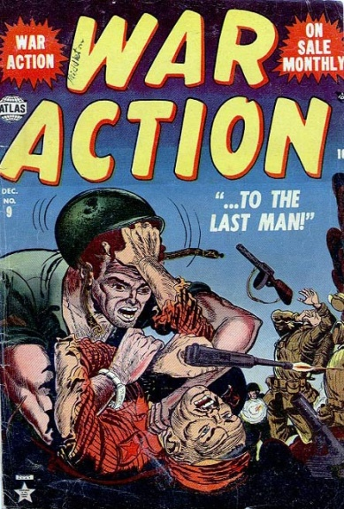 War Action 9 Cover Image